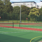 Hard Tennis Court Maintenance 1