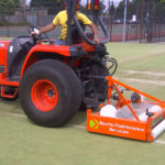 Sand Dressed Pitch Maintenance 3