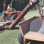 Football & Rugby Rubber Filled 3G Pitch Maintenance 10