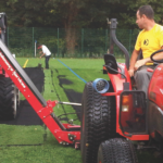 Football & Rugby Rubber Filled 3G Pitch Maintenance 2