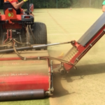 Sand Filled 1G Pitch Maintenance 1