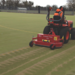 Sand Filled 1G Pitch Maintenance 2