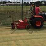 Sand Filled 1G Pitch Maintenance 8