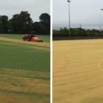 Sand Filled 1G Pitch Maintenance 6