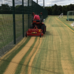 Sand Filled 1G Pitch Maintenance 7