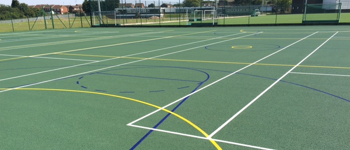 Multi Use & Netball Surfaces