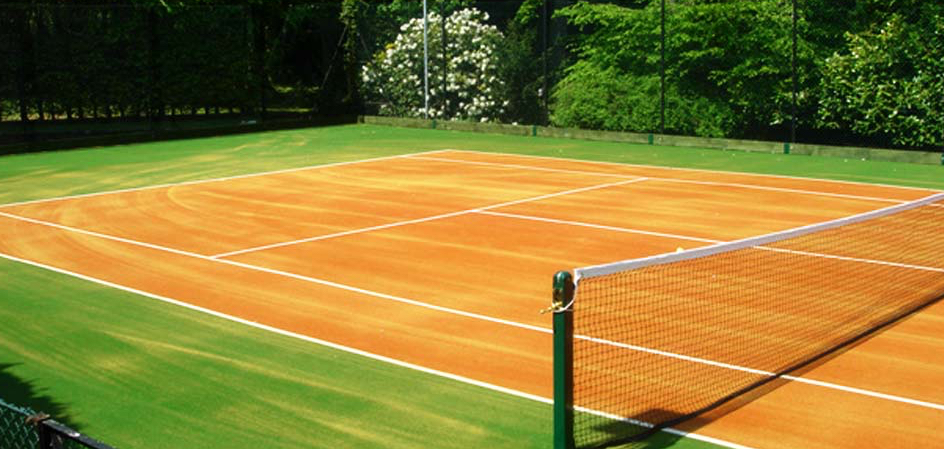Synthetic Tennis Court Maintenance & Rejuvenation 5