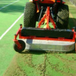 Synthetic Tennis Court Maintenance & Rejuvenation 6