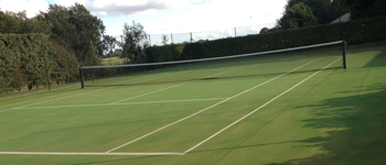 Synthetic Tennis Courts Maintenance