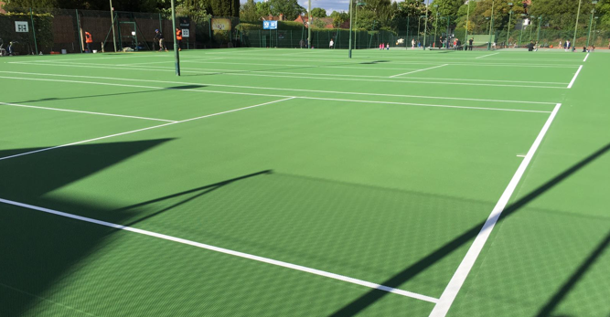 Sutton Tennis - case study