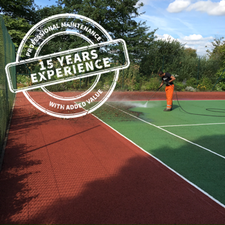 Tennis Court Renovation
