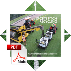 Download Sports Pitch Recycling
